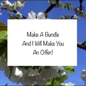 Make A Bundle For An Offer!